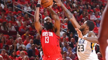 Rockets hang on in Game 5, send Jazz packing