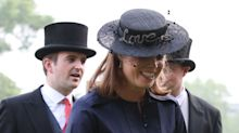 Princess Eugenie's Hat Had a Sweet Little Message