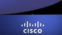 Cisco Stock Falls 5%