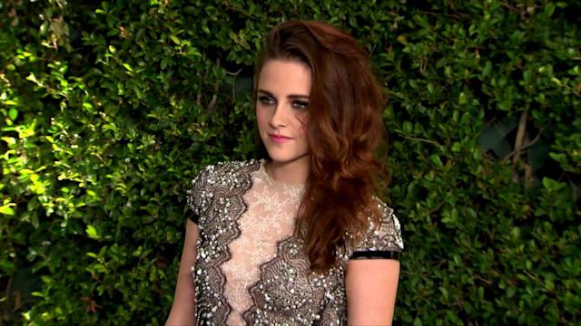 Kristen Stewart Ignores Advances From Newly Single Rupert Sanders?