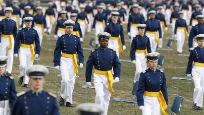 Air Force admits bias against black airmen