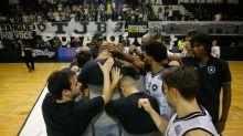 Após saídas internas, futuro do time de basquete do Botafogo é incerto