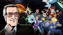 UPDATE - Stan Lee's POW! Entertainment, The Hollywood Reporter, and Genius Brands International Partner on Ground-Breaking New Property, STAN LEE'S COSMIC CRUSADERS
