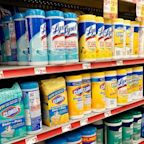 Clorox CEO Warns Disinfectant Wipes Will Not Be Fully in Stock Until 2021