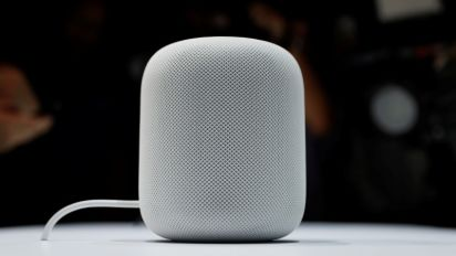 Apple expands into speaker market with HomePod