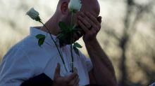 Solemn service to mark 20th anniversary of Columbine High massacre