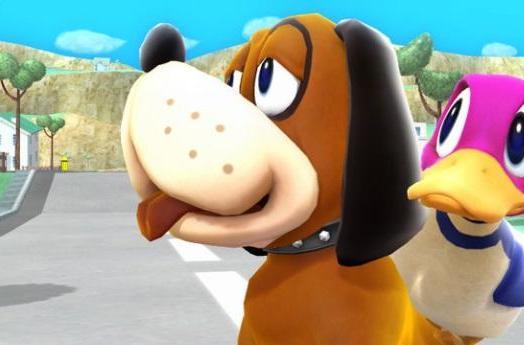 Rumor: Duck Hunt amiibo data on Super Smash Bros. disc