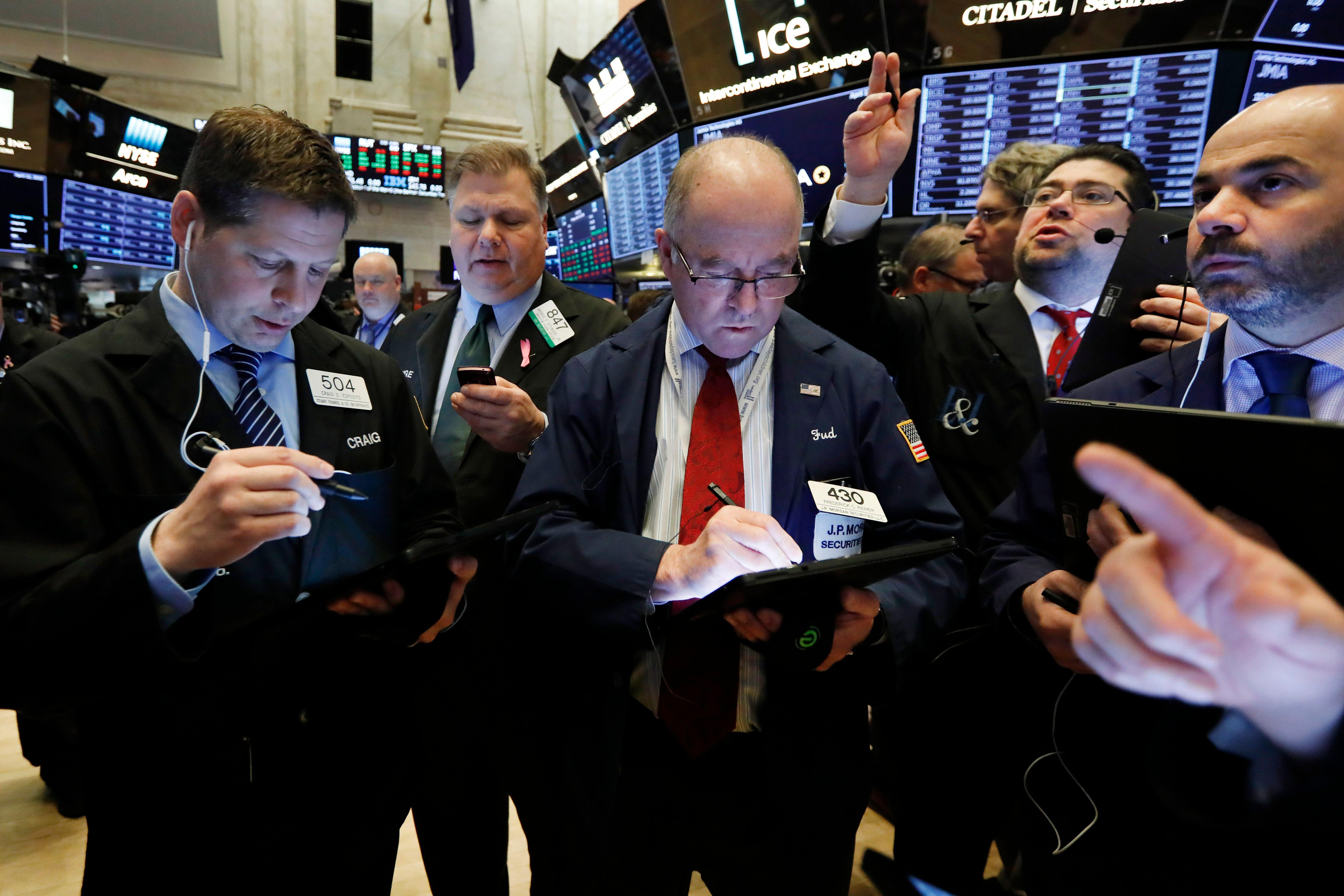 Stock futures point higher, Pinterest and Zoom shares set to begin trading