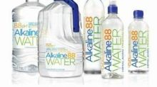 Alkaline Water Co. Posts Second Consecutive Month of Record Sales