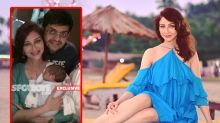Saumya Tandon Exults: My Newborn Baby Is My Best Work And It's A Home Production!