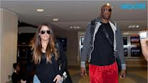Khloe Kardashian Flaunts Lamar Odom Tattoo With Love