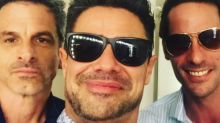 Otra baja en 'Las estrellas': Luciano Castro se despide de la ficción de El Trece