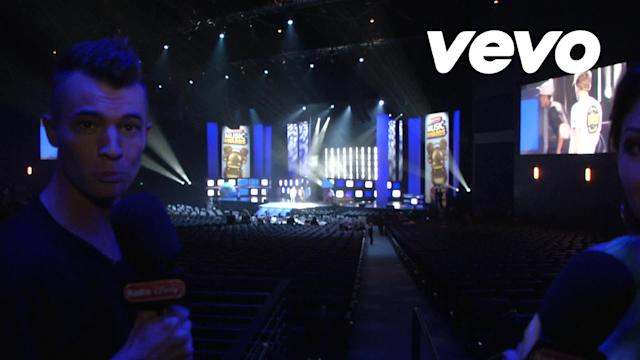 Behind The Scenes At The Radio Disney Music Awards 2013