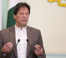 Pakistani PM says 'no doubt' that India was behind stock exchange attack