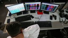 Sensex, Nifty fall amid global growth woes, but rise on week
