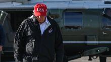 Satisfecit et séance d'autographes pour Trump après le passage de l'ouragan Laura