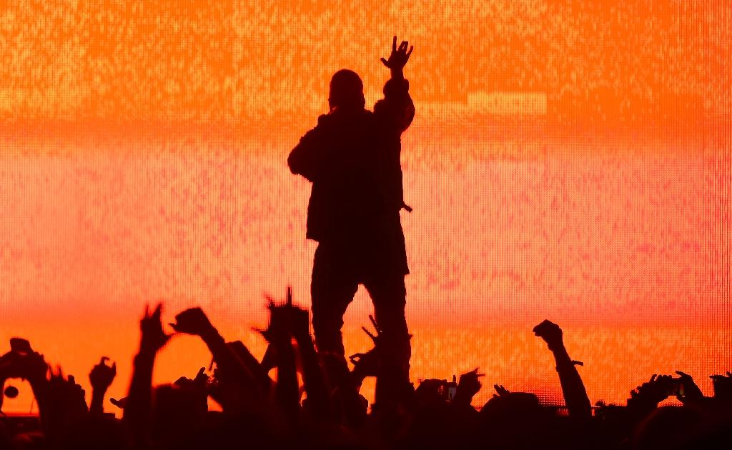 """""""Ye,"""" the new album Rapper Kanye West - here performing at the Bonnaroo festival in 2014 - has debuted at the top of the Billboard 200 chart, marking his eighth straight release to reach number one"""