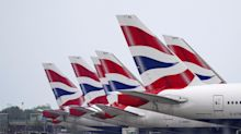 BA plane damaged after tipping on to nose at Heathrow