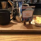 We tried Starbucks' special $12 Jamaica Blue Mountain Reserve Siphon coffee