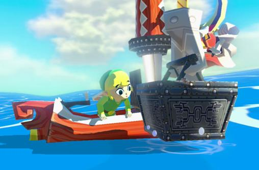 Wind Waker HD coming October 4 in Europe