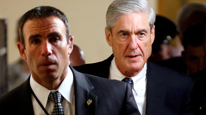 Former U.S. Attorneys Warn Trump About 'Severe Repercussions' Of Firing Robert Mueller