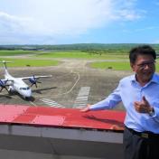 驚鴻一瞥的空包機,能填恆春機場無底洞?
