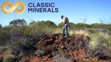 Classic Minerals Ltd (CLZ.AX) Quarterly Activities and Cash Flow Report