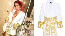 Anitta usa roupão de banho queridinho dos famosos; peça custa R$ 3 mil