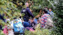 Francia, al via lo sgombero di un campo con circa 1.800 migranti
