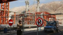 U.S.-Iran Sanctions Give China Lead in World's Top Gas Field