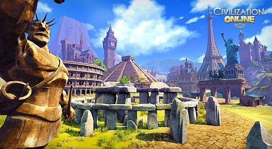 First look at Civilization Online's beta