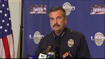 Police Chief Defends LAPD's Actions in Officer Involved Shooting