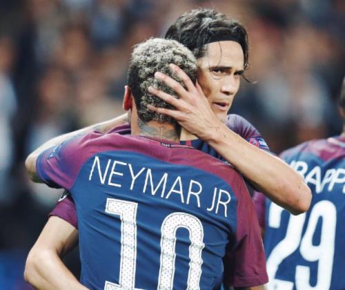 """Cavani, sobre confusão com Neymar: """"Não é preciso ser amigo de todos"""""""