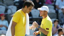 Only Hewitt can win Davis Cup feud: Agassi