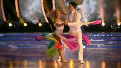 'DWTS' preview: Drew Scott and Emma Slater preview their dance