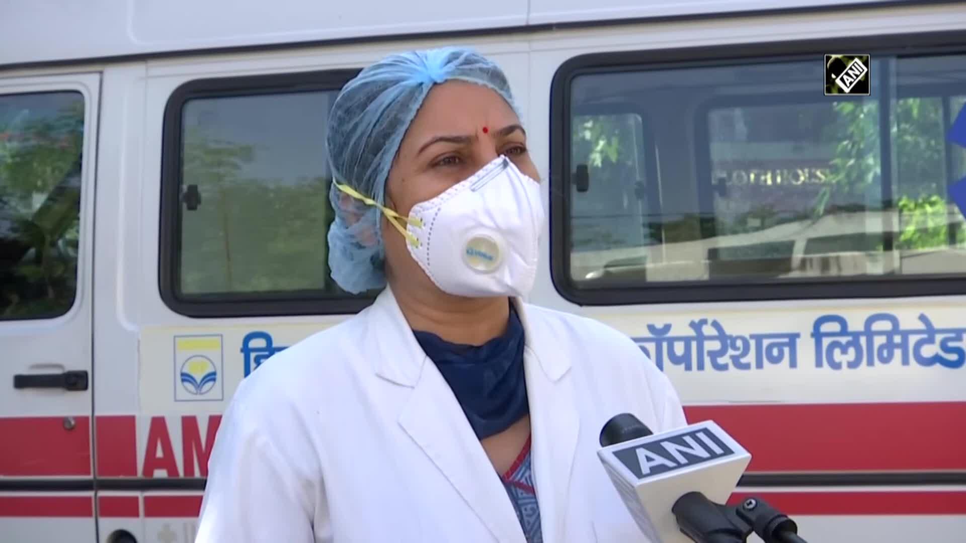 COVID-19: Chandigarh hospital starts mobile vans for rapid ...
