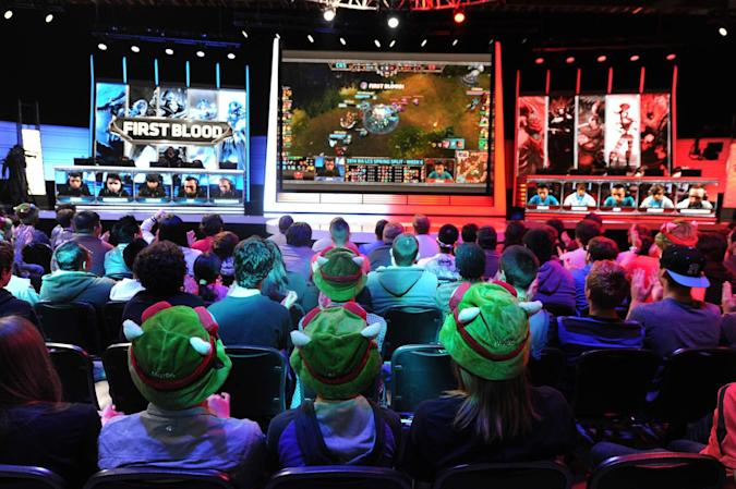 ESPN embraces eSports with a dedicated gaming section