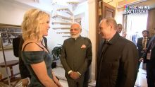 The Hidden Meaning Behind Megyn Kelly's Vladimir Putin Interview Outfit
