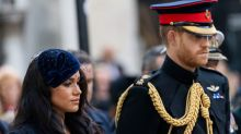 Prince Harry and Meghan Markle 'may not spend Christmas with the Queen'