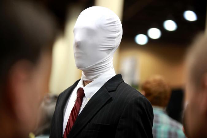 Sony developing movie based on internet meme 'Slender Man'