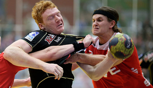 Handball: Nationalspieler Theilinger verlängert in Erlangen