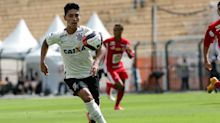 Manchester United target Fabricio Oya happy to hone his craft at Corinthians