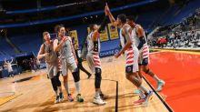 Watch Bradley Beal drain game-winning 4-point play, Wizards top Warriors