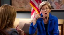 Elizabeth Warren on 'Full Frontal': President Trump 'Lied to Their Faces'