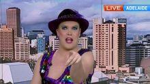 Cabaret star Hans wows on America's Got Talent
