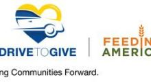 Monro Nationwide Donation Drive, Drive-to-Give, Underway to Donate 1.5 Million Meals* to Feeding America