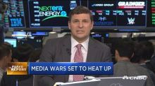Media wars set to heat up