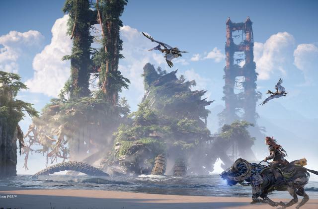'Horizon Forbidden West' arrives in the second half of 2021