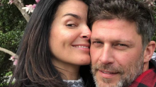 Angie Harmon, 46, is loved-up and makeup-free in gorgeous new selfie: 'Age has nothing on you'