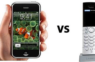 iPhone vs. iPhone: Cisco and Apple play nice